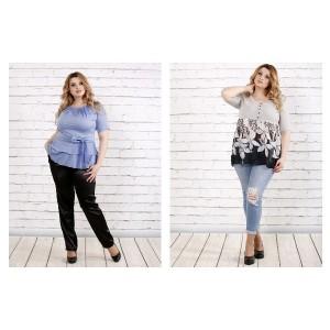 Как правильно выбрать одежду большого размера?