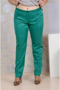 Фото Зеленые брюки 006
