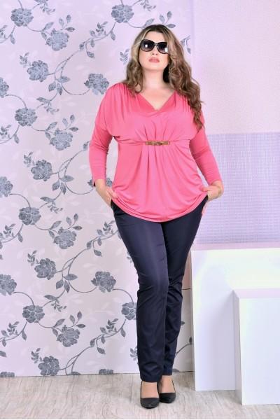 Фото Рожева блузка 0166