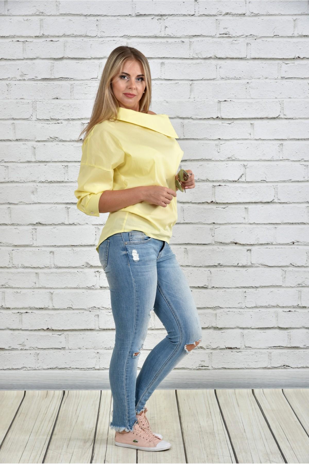Жовта блузка з 42 до 74 розміру. Ціна 480 грн.  8bab0cff1b525