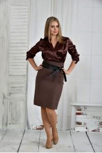 Фото Капучино платье 0402-2