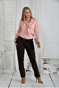 Фото Розовая блузка 0409-2
