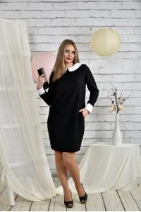 Фото Черное платье 0446-1