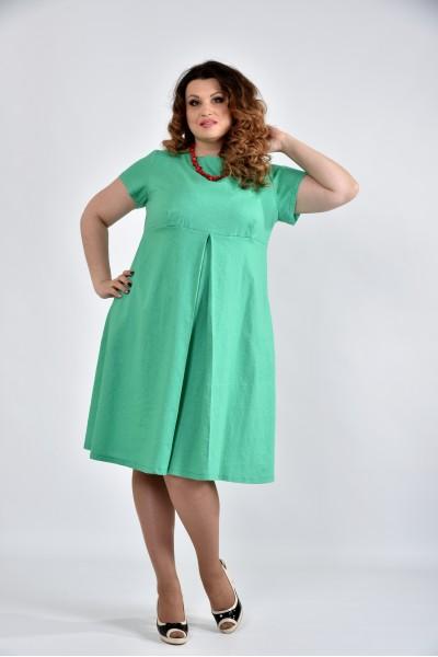 Фото Зелена сукня 0507-1