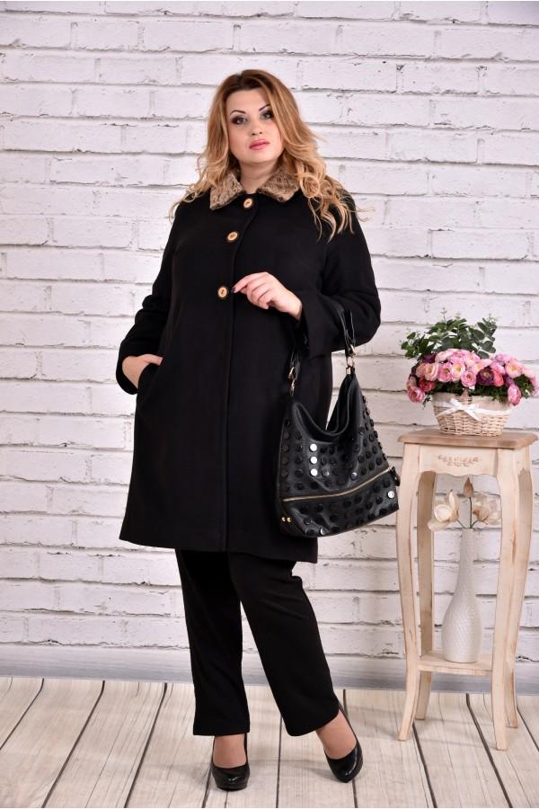 7f5caca7b4b539 Пальто великих розмірів для повних жінок - купити з доставкою в ...
