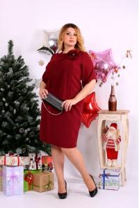 Фото Красное платье   0652-2