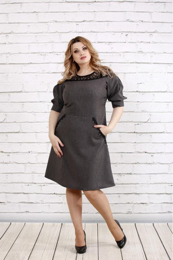 0fcc9dc0f44f94 Урочисті та нарядні сукні великих розмірів для повних | Гаррі Шоп
