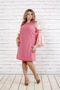 Нежное платье фрезия | 0791-2