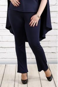 Фото Синие стильнее брюки | b037-2