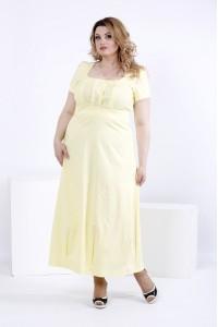 Фото Літній довга сукня | 0824-2