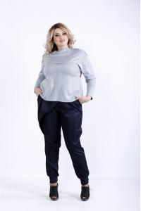 Фото  Світла блузка з довгим рукавом | 0885-3