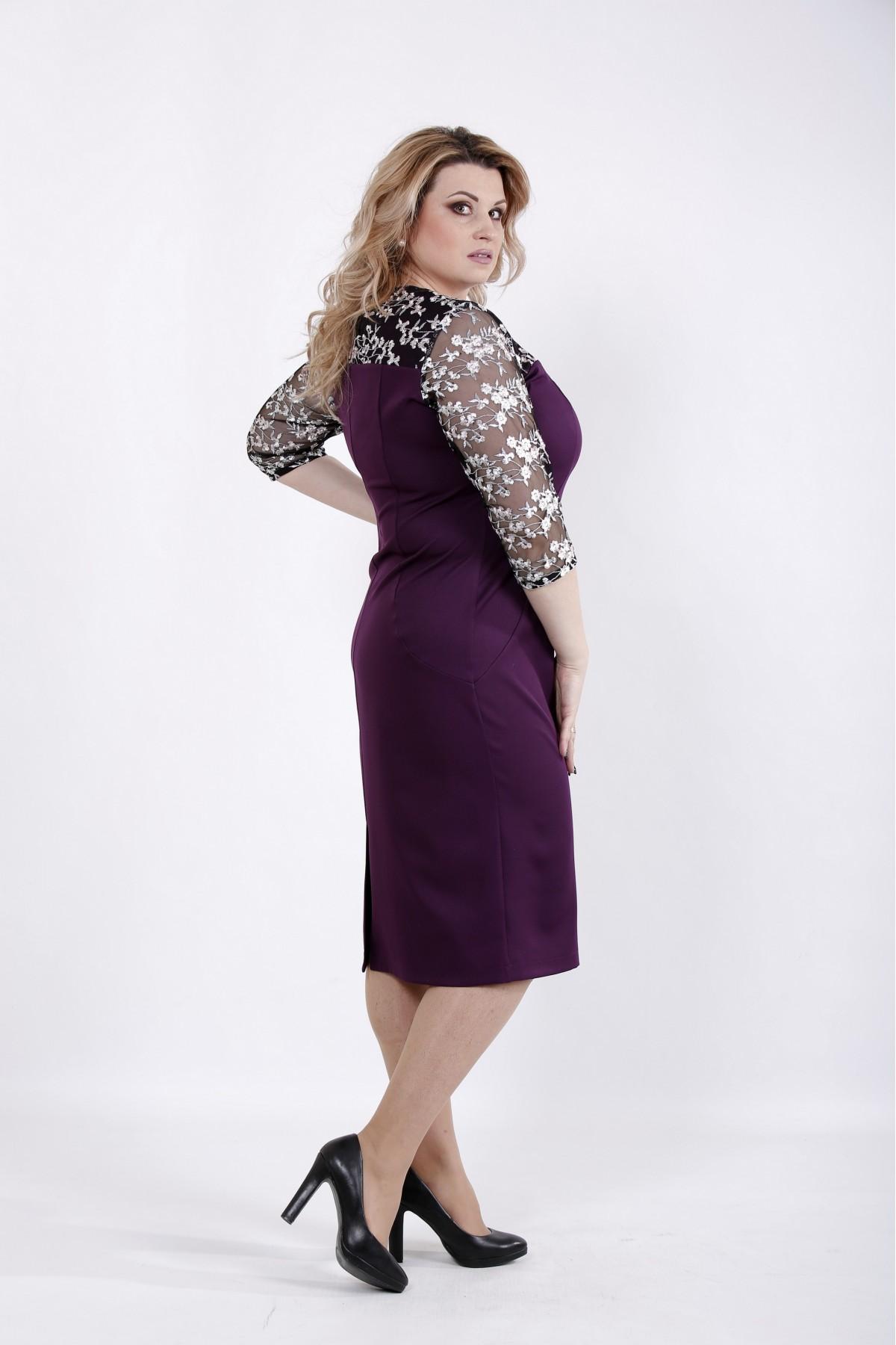 ... Фото Красиве плаття з вишивкою на сітці  3766e951e0a45