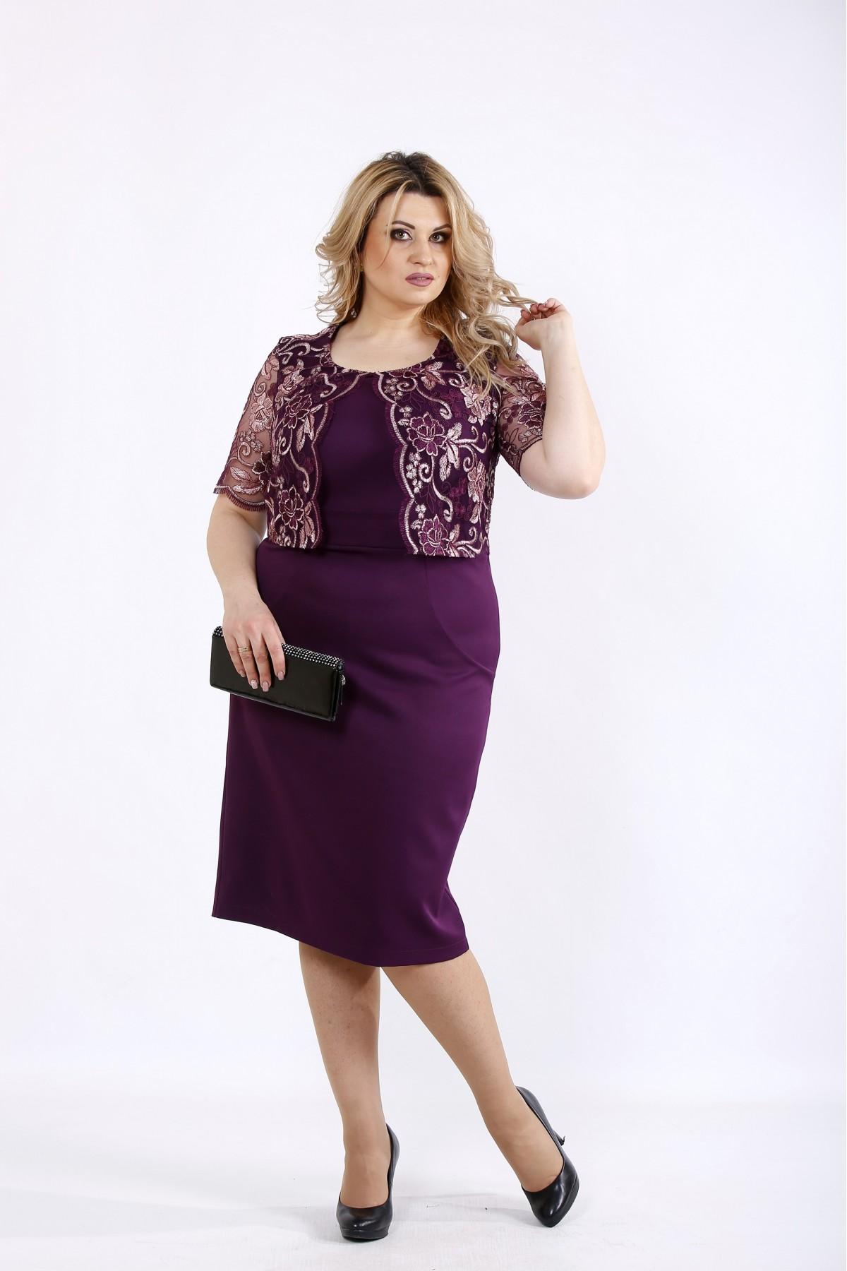 Купити Плаття з вишивкою на сітці  60536e3776988