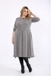 Фото Красивое платье с пышной юбкой | 01085-2