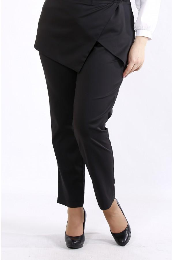 Фото Черные брюки   b046-3