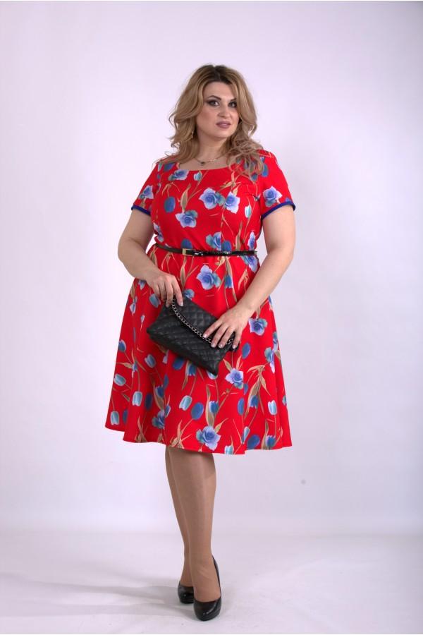 61cc90a5a91b Женская одежда больших размеров для полных   Супер батал   Купить в ...