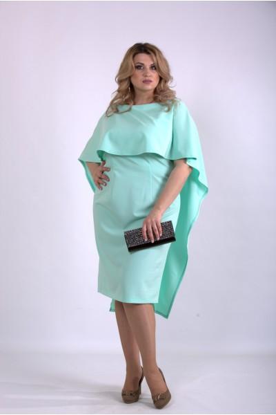 Фото Мятное платье | 01144-3