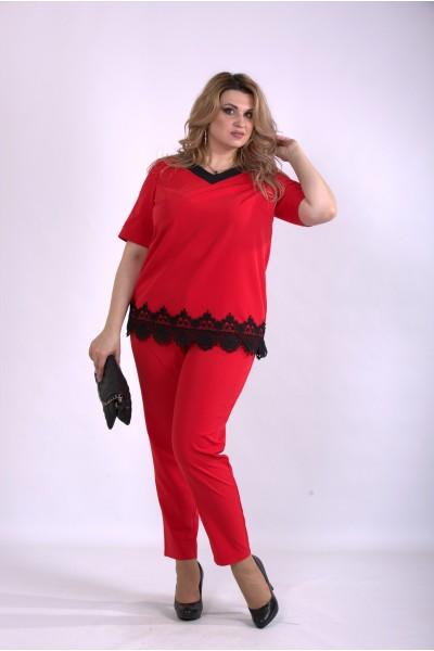 aa5e6557010 Женские костюмы больших размеров - купить с доставкой в Киеве и ...