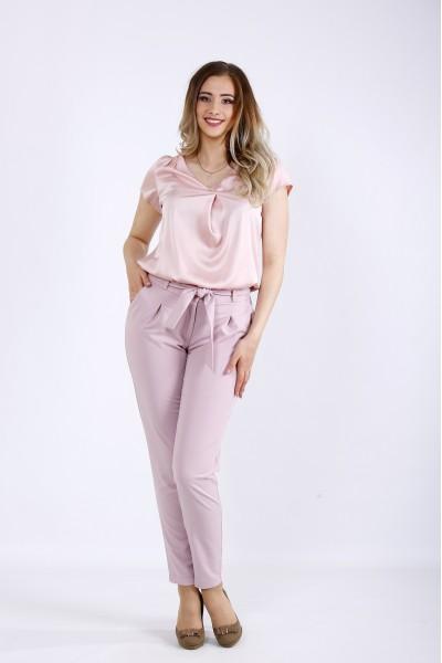 Фото Красивые нежные брюки фрезия | b056-1