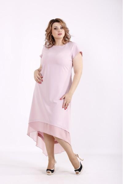 Фото Платье фрезия с шифоном | 01230-2