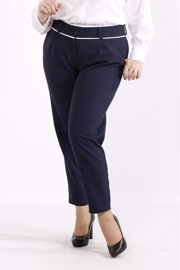 Фото Сині практичні штани | b064-2