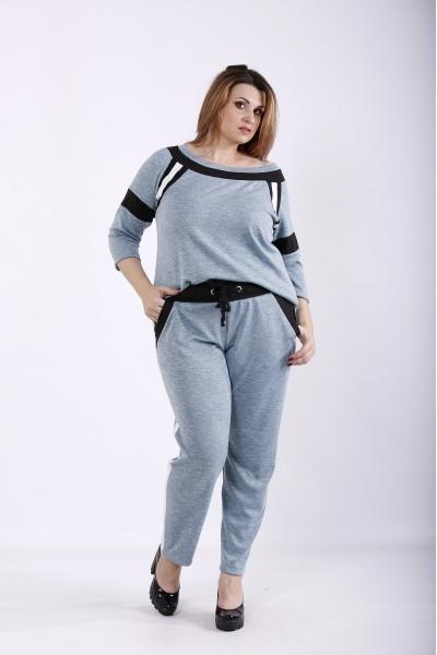Фото Бирюзовый спортивный костюм | 01252-2