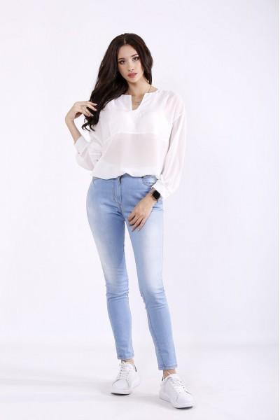 Фото Шифоновая блузка | 01287-1