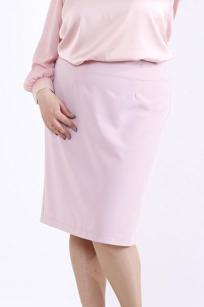 Фото Розовая юбка | 01290-1
