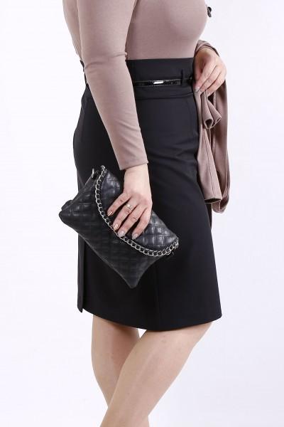 Фото Черная юбка | 01291-1