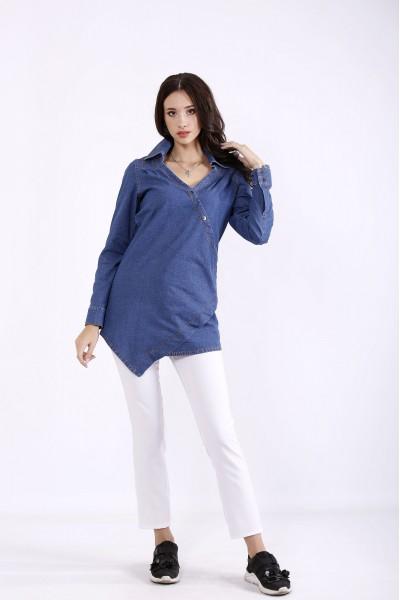 Фото Джинсовая блузка | j01285-1