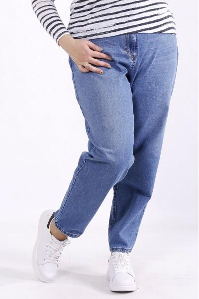 Фото Голубые джинсы | j066