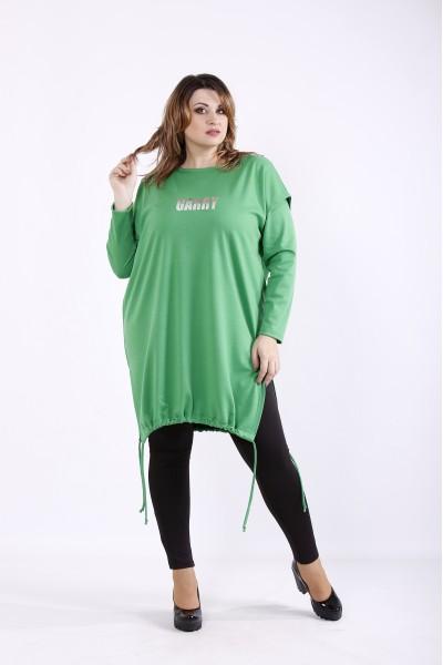 Фото Зеленый костюм-двойка | 01305-1