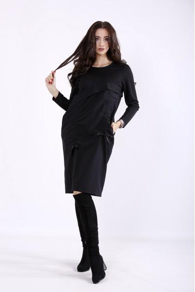 Фото Черное платье   01306-1
