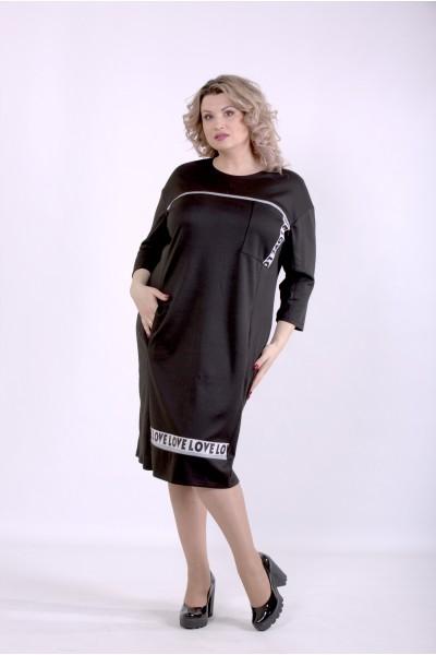 Фото Черное платье | 01392-2