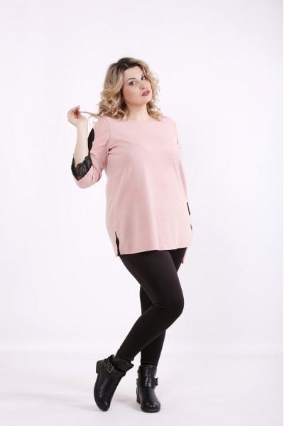 Фото Рожева блузка | 01419-1