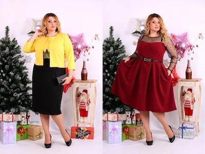 Купить новогоднее платье